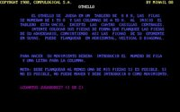 Cкриншот Othello (1986), изображение № 737161 - RAWG