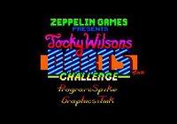 Jocky Wilson's Darts Challenge screenshot, image №755771 - RAWG
