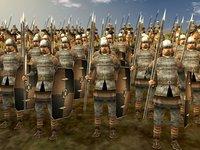 Cкриншот ROME: Total War - Barbarian Invasion, изображение № 426330 - RAWG
