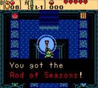 The Legend of Zelda: Oracle of Seasons screenshot, image №261736 - RAWG