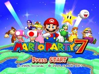 Mario Party 7 screenshot, image №752825 - RAWG