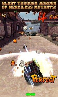 Cкриншот MUTANT ROADKILL, изображение № 681845 - RAWG