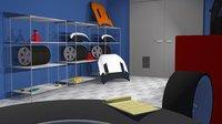 Cкриншот Fix My Car: Zombie Survival Mechanic!, изображение № 2081366 - RAWG