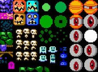 Cкриншот Scooly Skulls vs The Eye of EvilNESs, изображение № 1991775 - RAWG