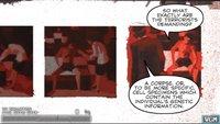 Cкриншот Metal Gear Solid: Digital Graphic Novel, изображение № 2091388 - RAWG
