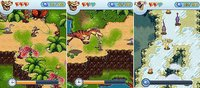 Ice Age: Dawn of the Dinosaurs (mobile) screenshot, image №1715415 - RAWG