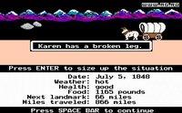 Cкриншот The Oregon Trail, изображение № 497187 - RAWG
