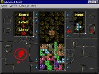 Cкриншот Advanced Tetric, изображение № 307911 - RAWG