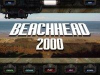 Cкриншот BEACH HEAD 2000, изображение № 216055 - RAWG