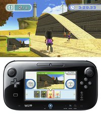 Cкриншот Wii Fit U, изображение № 262502 - RAWG