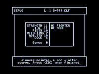 Cкриншот Wizardry V: Heart of the Maelstrom, изображение № 758119 - RAWG