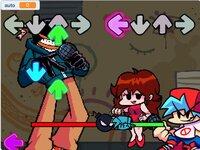Friday night funkin: whitty mod (lo-fight) with music screenshot, image №2751537 - RAWG