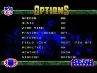 Cкриншот NFL Football '94 Starring Joe Montana, изображение № 759873 - RAWG