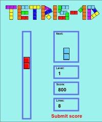 Cкриншот Tetris-1D, изображение № 1888698 - RAWG