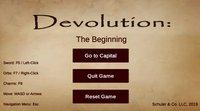 Cкриншот Devolution: The Beginning (for PC), изображение № 2250292 - RAWG