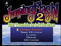Cкриншот Jumping Flash! 2 (1996), изображение № 730372 - RAWG