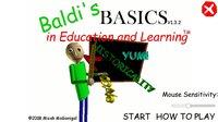 Cкриншот Baldi's Basics in Education and Learning, изображение № 989236 - RAWG