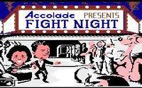 Fight Night screenshot, image №741549 - RAWG