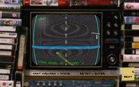 FIRST STEAM GAME VHS - COLOR RETRO RACER: MILES CHALLENGE screenshot, image №710258 - RAWG