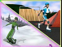 Cкриншот Barbie Super Sports, изображение № 728316 - RAWG