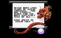 Ninja Golf screenshot, image №741625 - RAWG