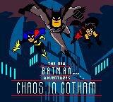 Cкриншот Batman: Chaos in Gotham, изображение № 742602 - RAWG