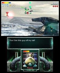 Star Fox 64 3D screenshot, image №259993 - RAWG