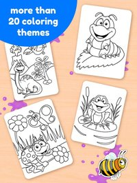 Doodle Coloring Books screenshot, image №960380 - RAWG