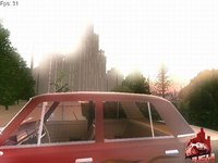 Cкриншот Москва на колесах, изображение № 386185 - RAWG