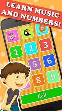 Baby Phone - Games for Babies, Parents and Family screenshot, image №1509469 - RAWG
