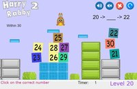 Cкриншот HarryRabby 2 Elementary Math - Missing number in a sequence, изображение № 1833121 - RAWG