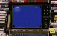 FIRST STEAM GAME VHS - COLOR RETRO RACER: MILES CHALLENGE screenshot, image №710252 - RAWG
