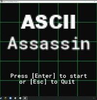 Cкриншот ASCII Assassin, изображение № 2450114 - RAWG