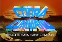 Cobra Command screenshot, image №739576 - RAWG