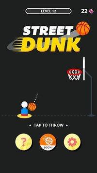 Cкриншот Street Dunk, изображение № 2088478 - RAWG