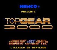 Cкриншот Top Gear 3000, изображение № 763132 - RAWG