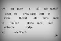 A Familiar Fairytale: Dyslexic Text Based Adventure screenshot, image №1665135 - RAWG