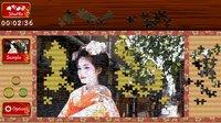 Japanese Women - Animated Jigsaws screenshot, image №212902 - RAWG