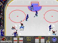Cкриншот NHL Hockey '95, изображение № 297004 - RAWG