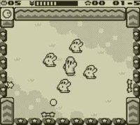 Kirby's Block Ball screenshot, image №260557 - RAWG