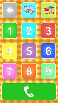 Baby Phone - Games for Babies, Parents and Family screenshot, image №1509461 - RAWG