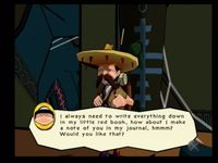 Cкриншот Jackie Chan Adventures, изображение № 732165 - RAWG