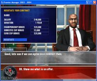 Cкриншот Premier Manager 2003-2004, изображение № 386315 - RAWG