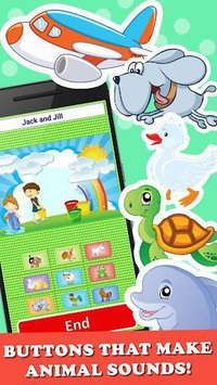 Baby Phone - Games for Babies, Parents and Family screenshot, image №1509466 - RAWG
