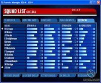 Cкриншот Premier Manager 2003-2004, изображение № 386318 - RAWG