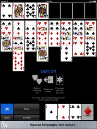 Cкриншот Eight Off Classic Solitaire, изображение № 2132032 - RAWG