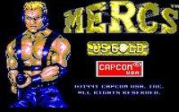 Cкриншот Mercs, изображение № 756229 - RAWG