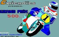Cкриншот 500cc Grand Prix, изображение № 743529 - RAWG