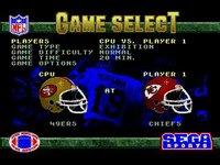 Cкриншот NFL Football '94 Starring Joe Montana, изображение № 759872 - RAWG
