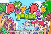 Cкриншот Puyo Pop Fever (2004), изображение № 733171 - RAWG